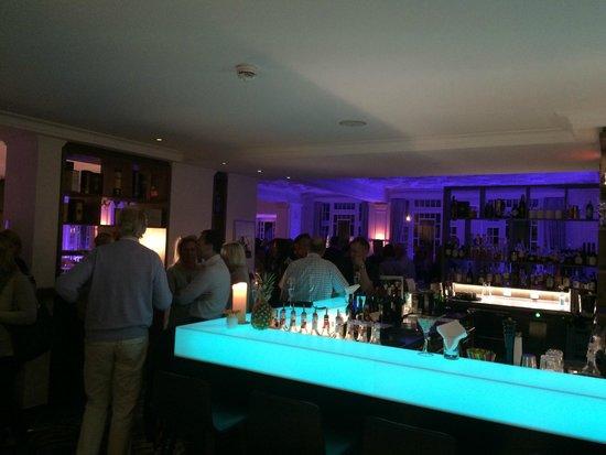 Steigenberger Grandhotel Belvedere: nice bar