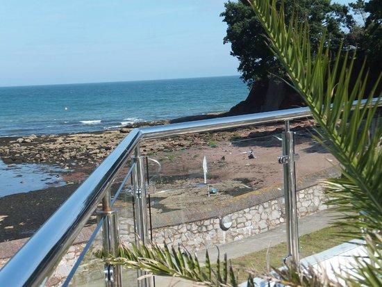 Livermead House Hotel: balcony