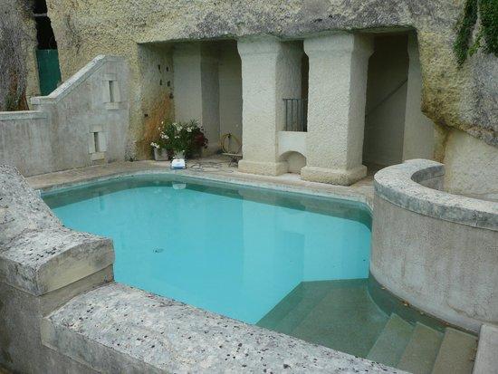 Chateau de Nazelles Amboise: Pool