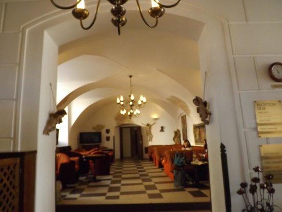 Hotel Ruze: interior