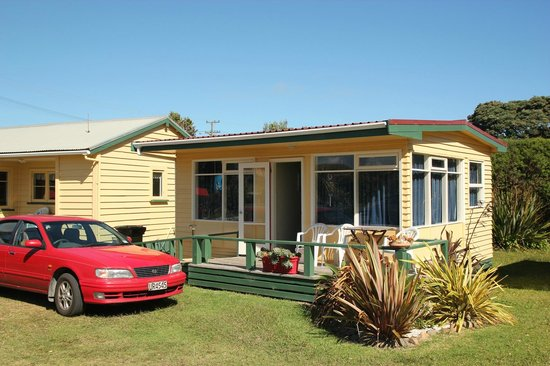 Baylys Beach Holiday Park : cottage/apartment