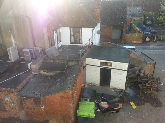 ABode Canterbury: Nice view from the room