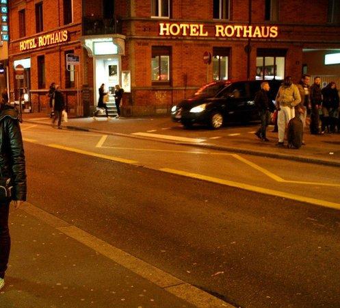 Hotel Rothaus: Вид снаружи
