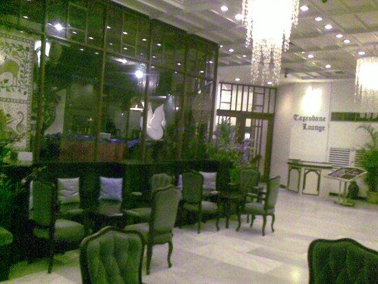 Grand Oriental Hotel : Lobby Area