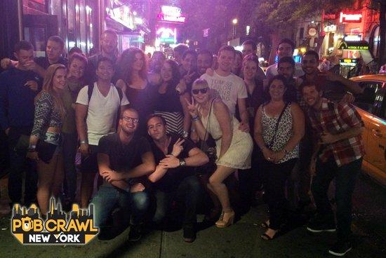 Pub Crawl New York: Cheers