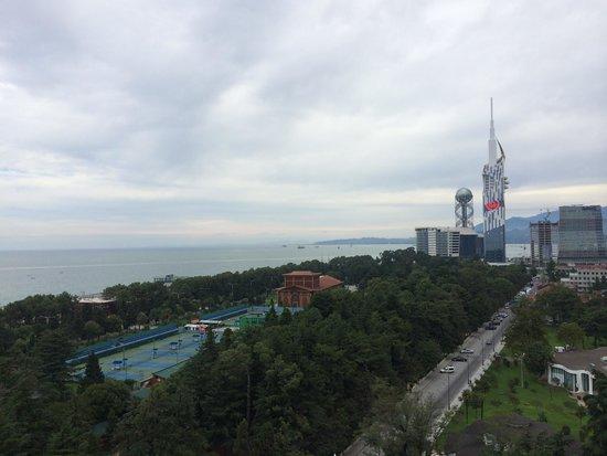 Sheraton Batumi Hotel : View of Tennis Courts