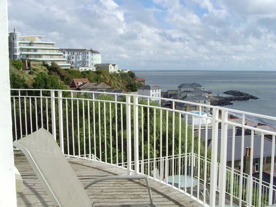 The Wellington Hotel: Gorgeous view