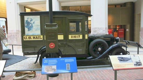 National Postal Museum: Postal Museum Display