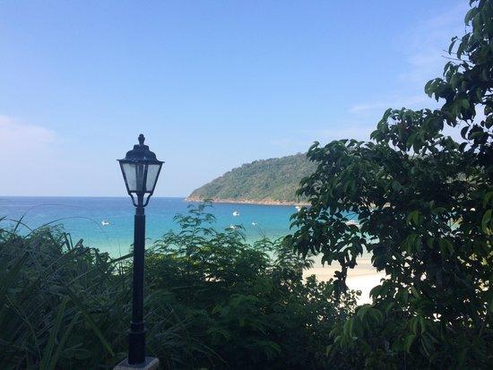 vue sur la plage du taraas picture of the taaras beach spa resort pulau redang tripadvisor. Black Bedroom Furniture Sets. Home Design Ideas