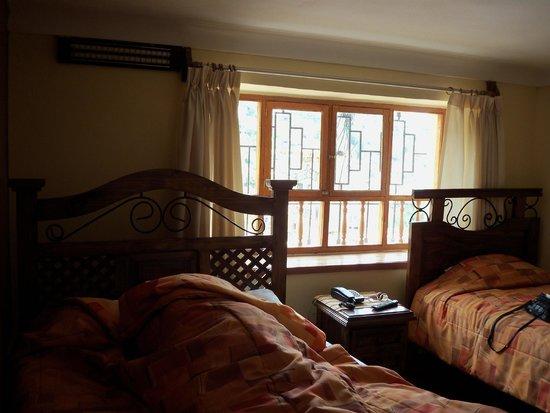 Hotel Chincana Wasi - La Casa Escondida: La habitación