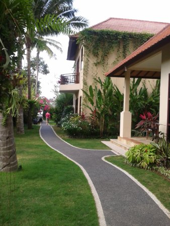 Discovery Candidasa Cottages & Villas: The Grounds
