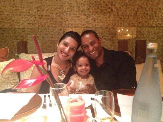 Angsana Balaclava Mauritius: Oryza Restaurant