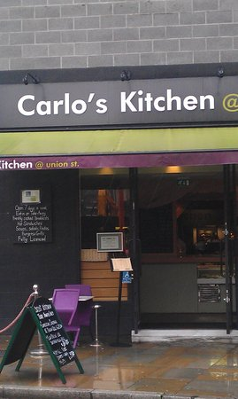 Carlo S Kitchen On A Wet Morning Picture Of Carlo S