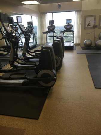Knoxville Marriott: Fitness Center