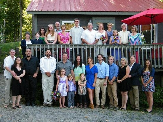 Mill Lake Cottage Resort: Family & Friends
