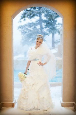 Keyah Grande: Beautiful Bride