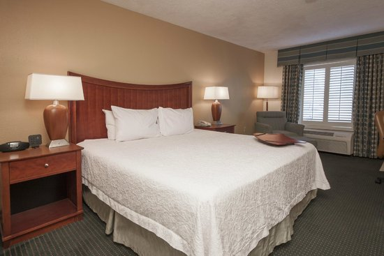 Hampton Inn Hattiesburg King Room
