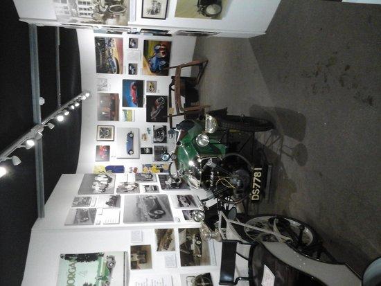 Morgan Motor Company: the motor museum