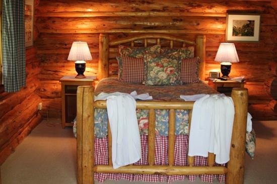 Wildflower Lodge at Jackson Hole : A beautiful room in a wonderful house