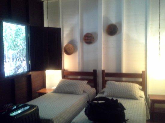Amazon Ecopark Jungle Lodge: Room