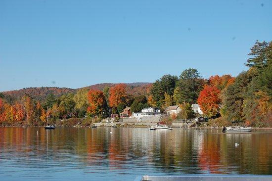 Lakeview Inn: Schroon Lake