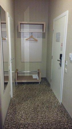 Algirdas City Hotels: коридор