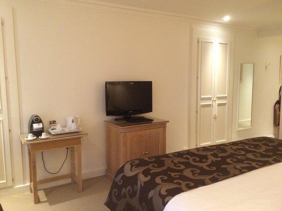 Hotel Bristol: chambre classique