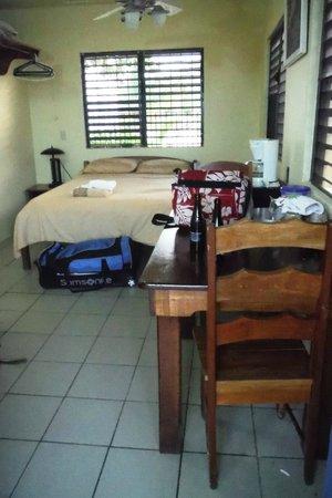 Tradewinds Hotel: SeaFan Room View 2