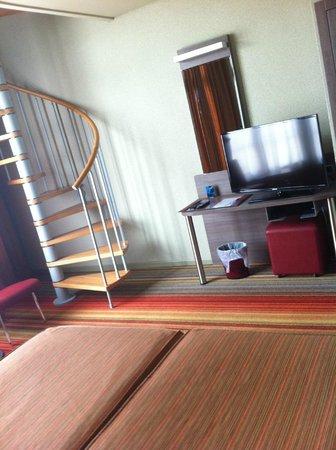Alma Hotel: habitación