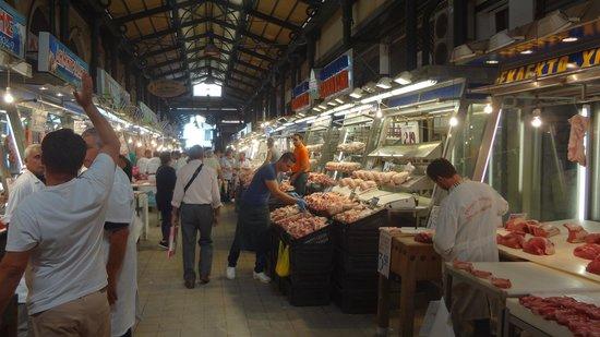 Central Market: meats