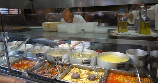 Central Market: lunch