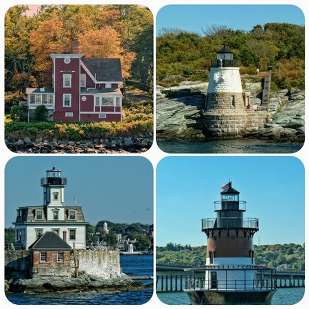 Rhode Island Bay Cruises: Lighthouses