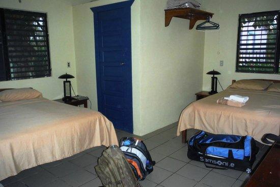 Tradewinds Hotel: SeaFan Room View 1