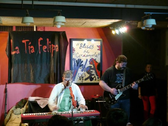 Cerdanyola del Valles, Spain: Vermout-Blues Session's