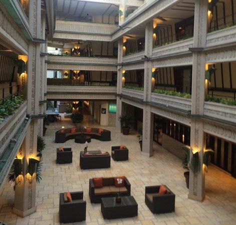 Mayfair Hotel Spa Interior