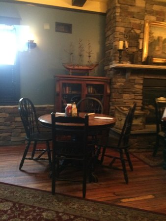 Beef & Brew : Nice dining room