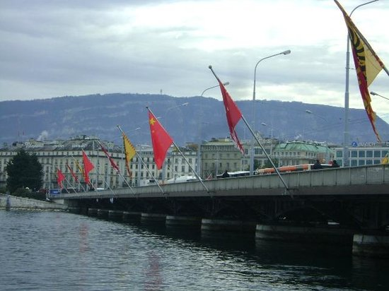 Mont Blanc Bridge