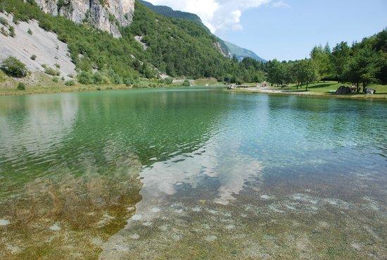 Laghetto di nembia foto di oasi naturalistica lago di for Animali per laghetto