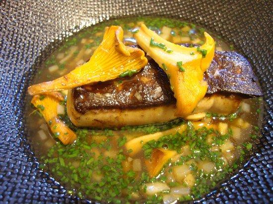 L'Empreinte By Yannick Lecoq : foie gras