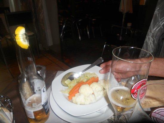 Neils Brasserie: veg