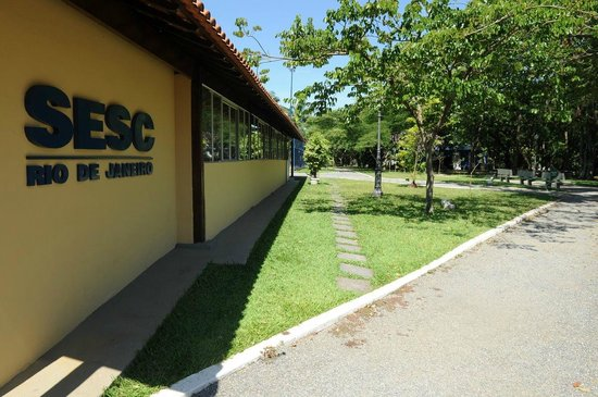 Teatro - Sesc Barra Mansa