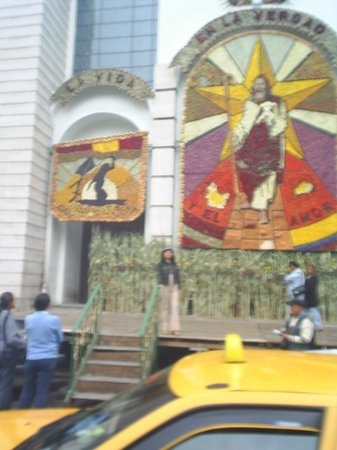 La Catedral de Ambato
