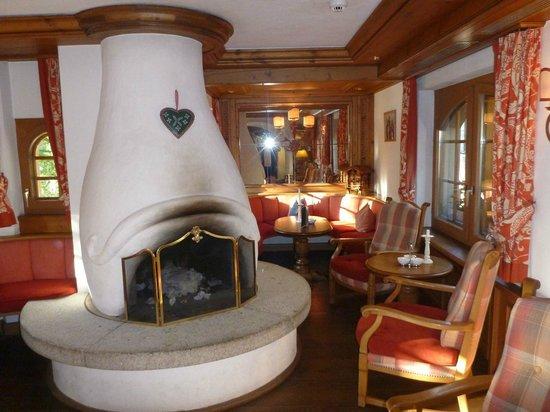 Bella Vista Hotel: Lobby