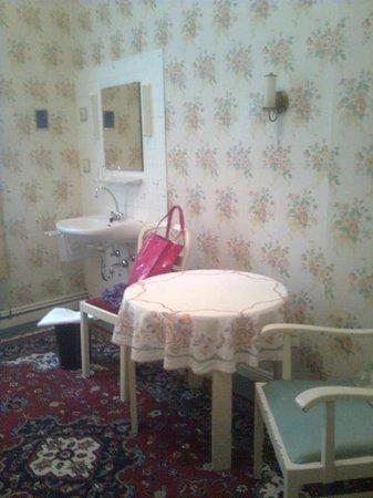 Pension Nürnberger Eck: my room at the hotel