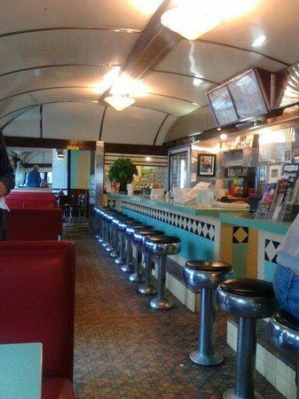 Birdseye Diner : Like a diner of old