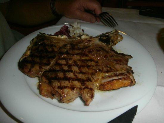Ristorante Alfredo Sull'Arno: steak