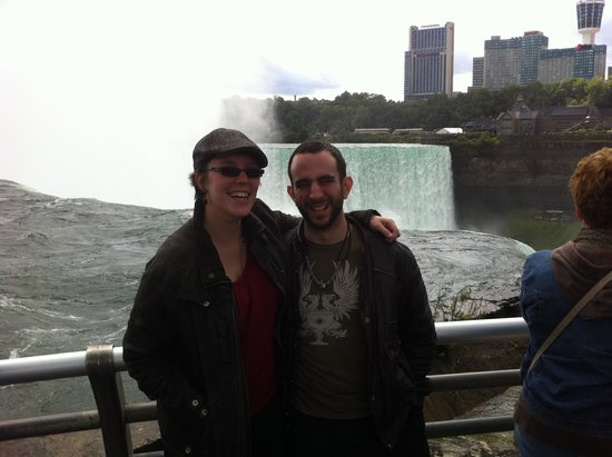 Holiday Inn Express & Suites Niagara Falls: Eric and Tryn