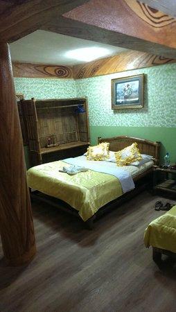 La Isla Bonita Resort : Spacious room