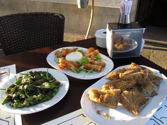 La Bodeguilla de San Roque: Our dinner