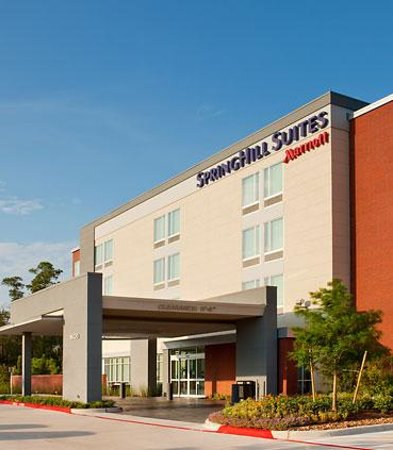 SpringHill Suites Houston The Woodlands: Rest, Relax and Recharge!